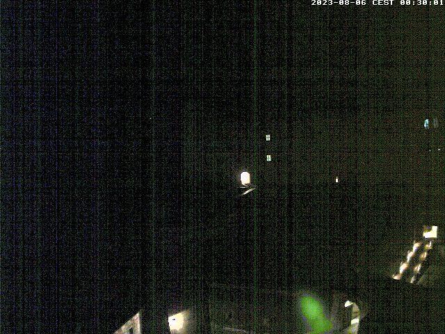 Webcam-Livebild mit Blick auf den Eingangsbereich der Festung